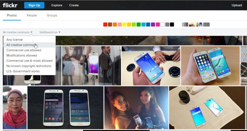 Flickr-images